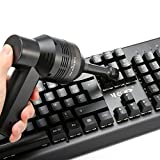 Cordless Keyboard Cleaner, MECO Powerful Rechargeable Vacuum...