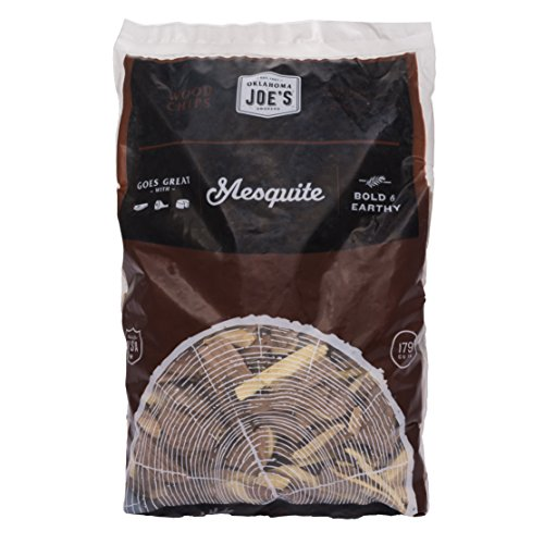 Oklahoma Joe's Mesquite Wood Smoker Chips, 2-Pound Bag by Oklahoma Joe's