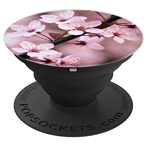 Blooming Cherry Blossom Tree Branch - PopSockets Grip and Stand for Phones and Tablets