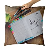 Westlake Art - Organization Paper - Decorative Throw Pillow Cushion - Picture Photography Artwork Home Decor Living Room - 14x14 Inch