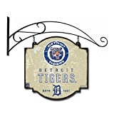 Winning Streak MLB Detroit Tigers Men's Tavern Sign, Small, Multicolor