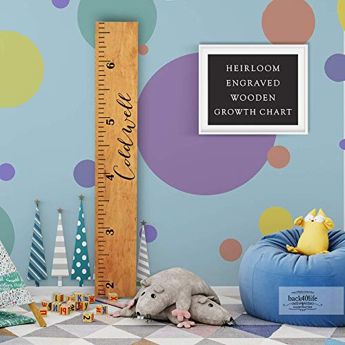 engraved growth chart - 7