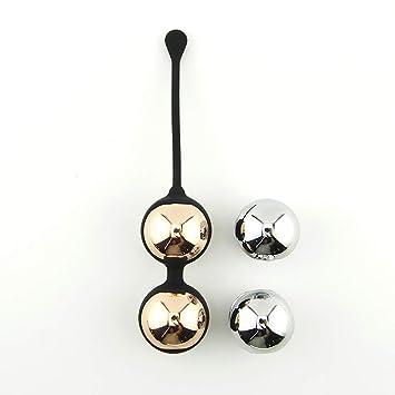 Las bolas de Kegel, contracción del metal falta bola inteligente ...