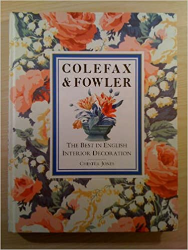 Colefax Fowler The Best In English Interior Decorating The Best