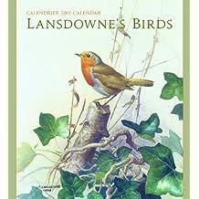 Lansdowne's Birds 2015 Wall Calendar