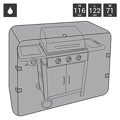 Charles Bentley universel à gaz Charbon Entièrement étanche Premium pour barbecue Polyester pour Medium 3–5brûleurs
