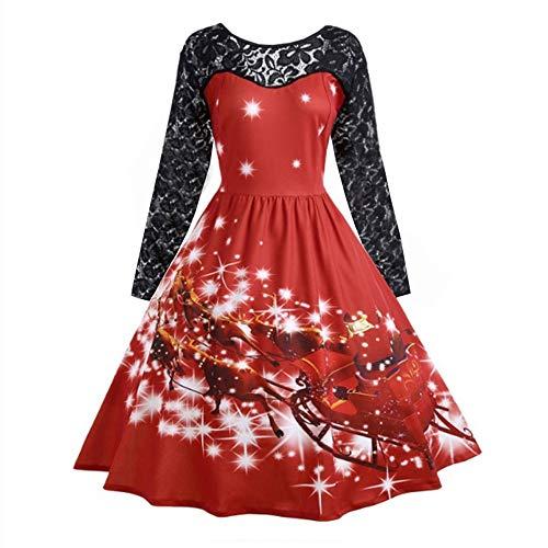 Dress For Women Christmas Dress Women Dressing Gown Men Bandage Dress Christmas Decoration Christmas Gifts For Women -