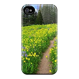 Favorcase Perfect Cases For Iphone 6/ Anti-scratch Protector Cases (summer Meadow)