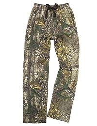 Unisex-Adult Realtree(R) Camouflage Flannel Pajama Pants