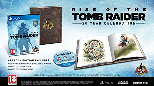 Square Enix Video Games: Lara Croft and Temple of Osiris for PS4 - 8