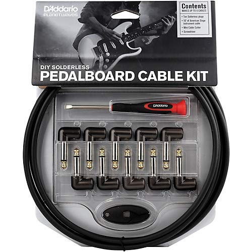 Cable Station Pedalboard Cable Kit
