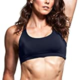 Best Topmelon Bustiers - Topmelon Women Strappy Crisscross Back Comfort Sports Bra Review