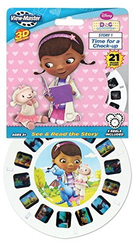 View Master Doc McStuffins Refills by View Master