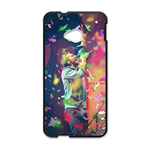 Coldplay HTC One M7 Cell Phone Case Black 218y-730078