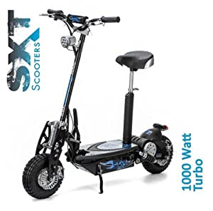 sxt 1000 watt electric foldable scooter 36v 42 km h. Black Bedroom Furniture Sets. Home Design Ideas