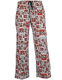 The Simpsons Mens Duff Beer Lounge Pants