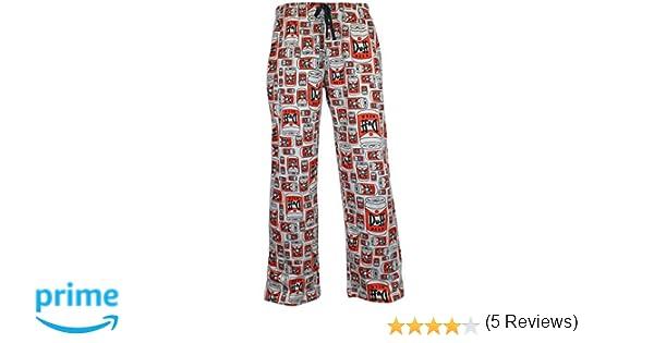 4f28773747 The Simpsons pantalones del pijama para Hombre Los Simpsons  Amazon.es  Ropa  y