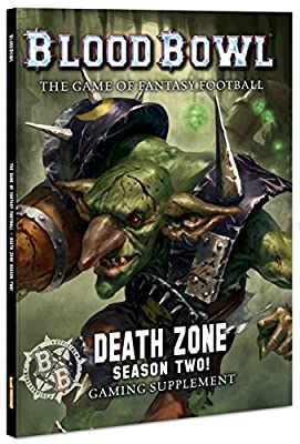Blood Bowl The Game of Fantasy Football Death Zone Season Two from Games Workshop