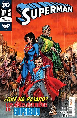 Superman núm. 86/ 7 (Superman (Nuevo Universo DC)) por Brian Michael Bendis,Ivan Reis,Brandon Peterson,Steve Epting,San Rafael Simó, Francisco