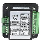 Modulo-del-controller-del-generatore-DC10G-Manuale-del-motore-Avvio-del-controller-del-controller-Pannello-di-controllo-Parti-del-generatore-del-modulo