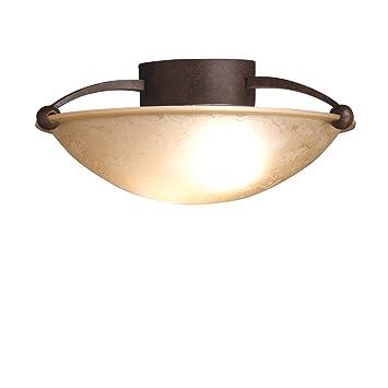 ebay vintage flush ceiling lights mount australia bathroom light led semi fixture tannery bronze