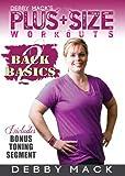 Debby Mack: Plus Size Workouts: Back 2 Basics Cardio Workout