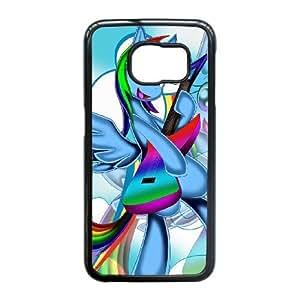 Samsung Galaxy S6 Edge Phone Case With My Little Pony U8F53303