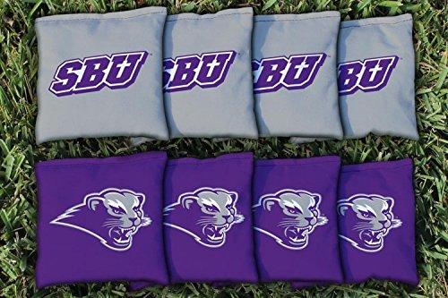- Victory Tailgate 8 Southwest Baptist University SBU Bearcats Regulation Corn Filled Cornhole Bags