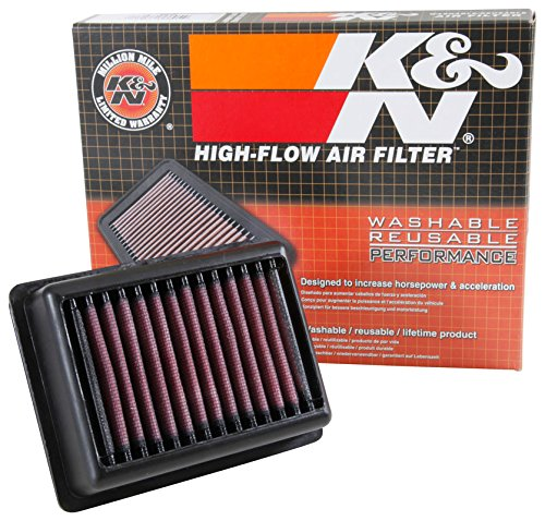 TB-9016 K&N Replacement Air Filter fits TRIUMPH STREET TWIN 900; 2016-2017 (Powersports Air Filters) K&N Filters (Europe) Ltd.