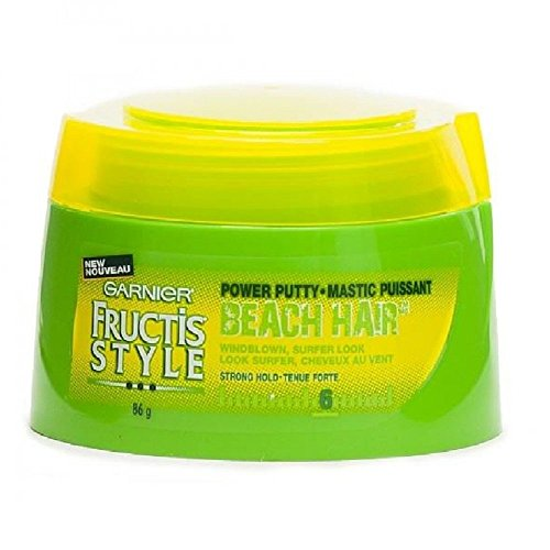 - Garnier Fructis Style Surfer Hair Power Putty, 3 Ounce