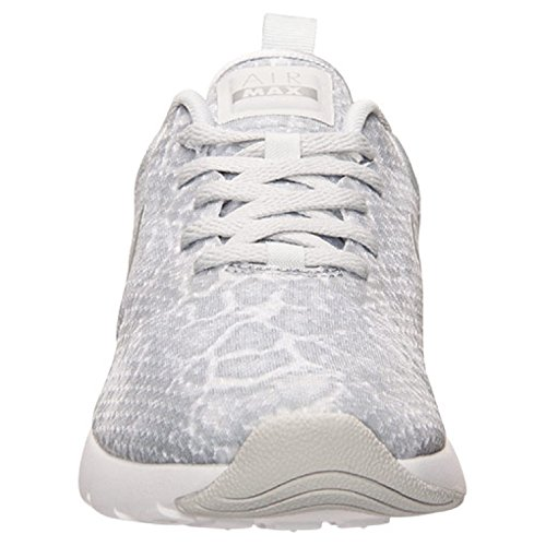 Nike Womens Air Max Siren Scarpa Da Corsa Puro Platino / Bianco / Argento Metallizzato