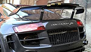 Amazon.com: Carbon Fiber Rear Spoiler For Audi R8 2007