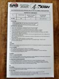 SAS Safety Оne Расk 8610 N95 Particle