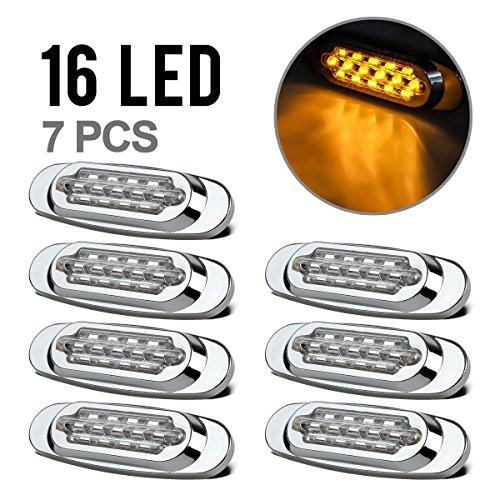 Kenworth W900 Led Lights - 9