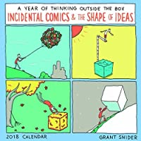 The Shape of Ideas 2018 Calendar: A Year of Thinking Outside the Box