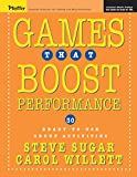 Games that Boost Performance (with CD)