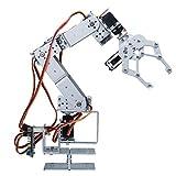 6 dof robot arm - TOP Satisfied Robot Arm Clamp Set 6 DOF, Robotics Arm with Claw(w/Servo, Arduino Ctrl, US) Fast Ship