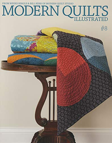Modern Quilts Illustrated #8 - Softcover