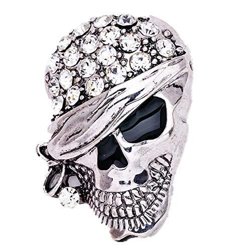 Halloweencontact Lenses - MLMM Fashion Personality Halloween Brooch High-Grade