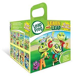 Leapfrog 10-dvd Mega Pack (B01AIB1NUG)   Amazon price