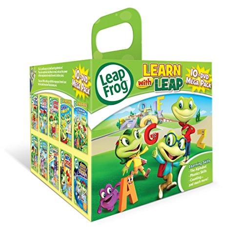 Leapfrog 10-dvd Mega Pack (Leapfrog Set)