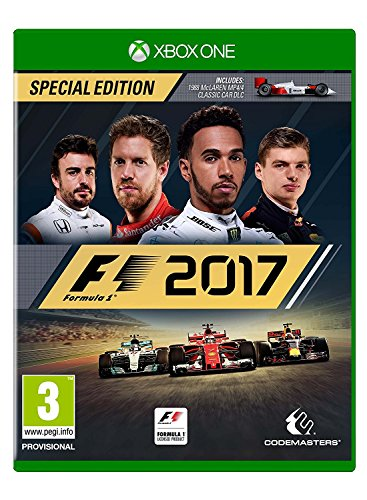 F1 2017 Special Edition (Xbox One)