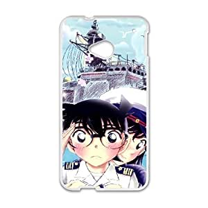Detective Conan HTC One M7 Cell Phone Case White Gift PX6REN-2633442