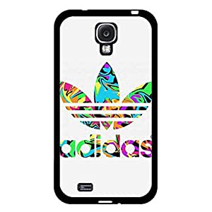 Stylish Classical Durable Cover Shell Luxury Adidas Design Phone Case for Samsung Galaxy S4 I9500 Adidas Logo Pattern Cover
