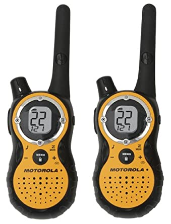 Motorola TalkAbout T8500 18-Mile 22-Channel FRS//GMRS Two-Way Radios T8500R