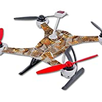 Skin For Blade 350 QX3 Drone – Pheasant Feathers | MightySkins Protective, Durable, and Unique Vinyl Decal wrap cover | Easy To Apply, Remove, and Change Styles | Made in the USA