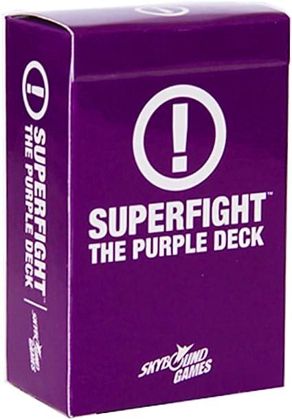 Skybound Entertainment Juego de cartas Superfight