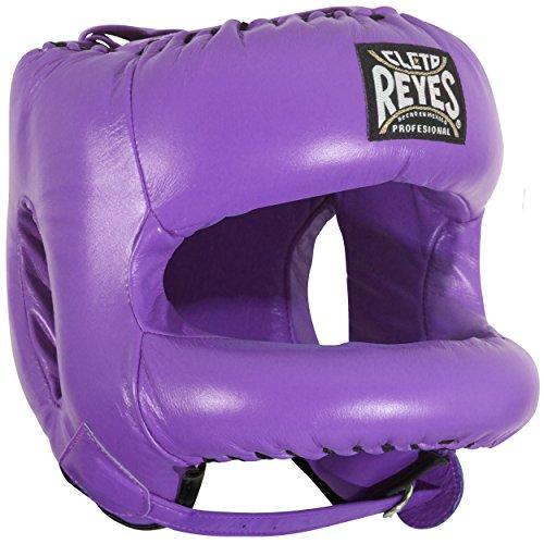 Ringside Cleto Reyes Protector Headgear II, Purple, One size