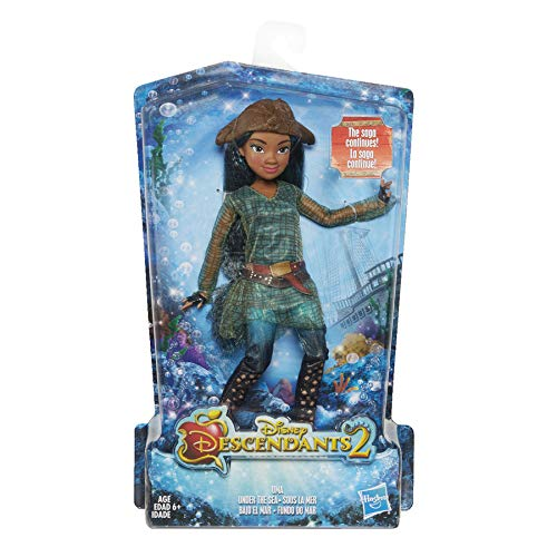 Disney Descendants Uma Under the Sea JungleDealsBlog.com