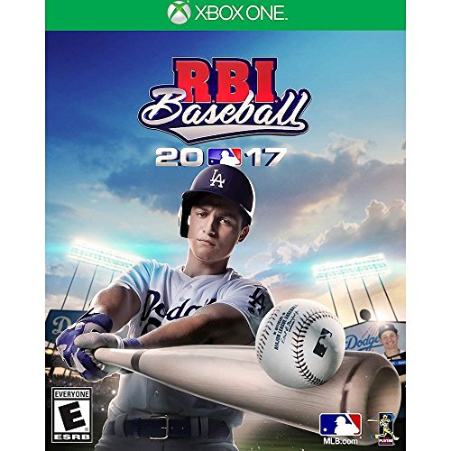 RBI Baseball 2017 Xbox One product image